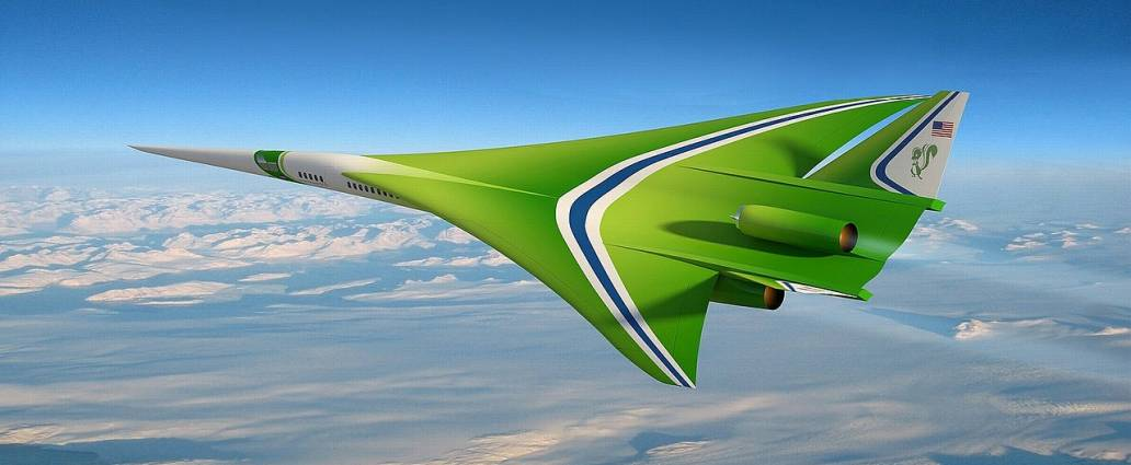 5 Supersonic Jets That May Bring Back Faster Than Sound Travel