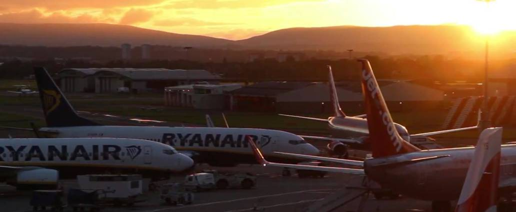 Glasgow Airport Suffers Temporary Closing Due to Security Concerns