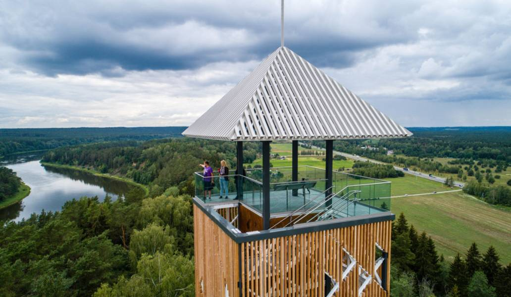 Birštono apžvalgos bokštas, Lietuva