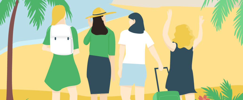 Сімейна подорож: 5 порад для приємного польоту