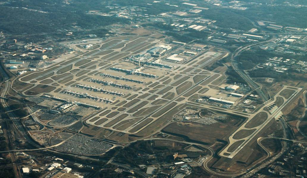 Hartsfield–Jackson Atlanta International Airport (Atlanta)