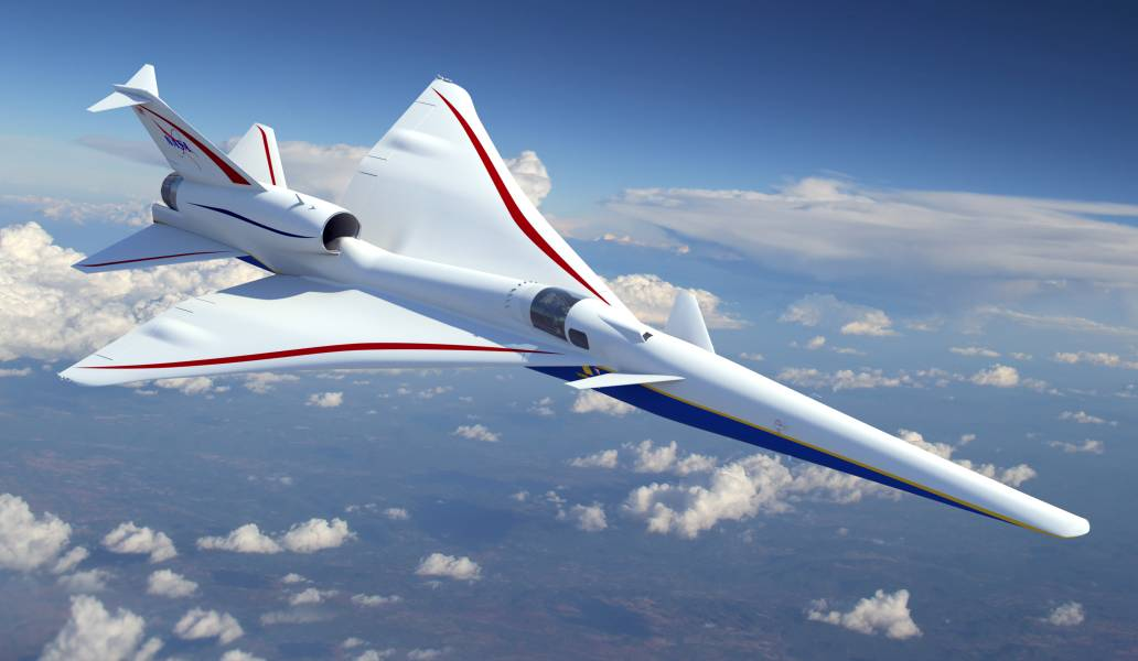 NASA's X-59 QueSST