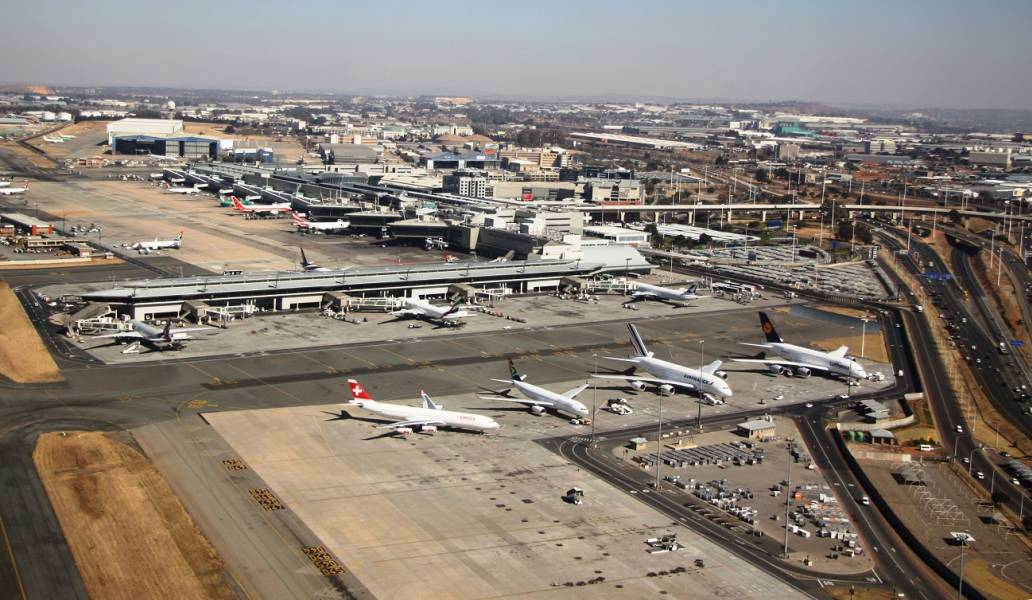 O. R. Tambo International Airport (Johannesburg)