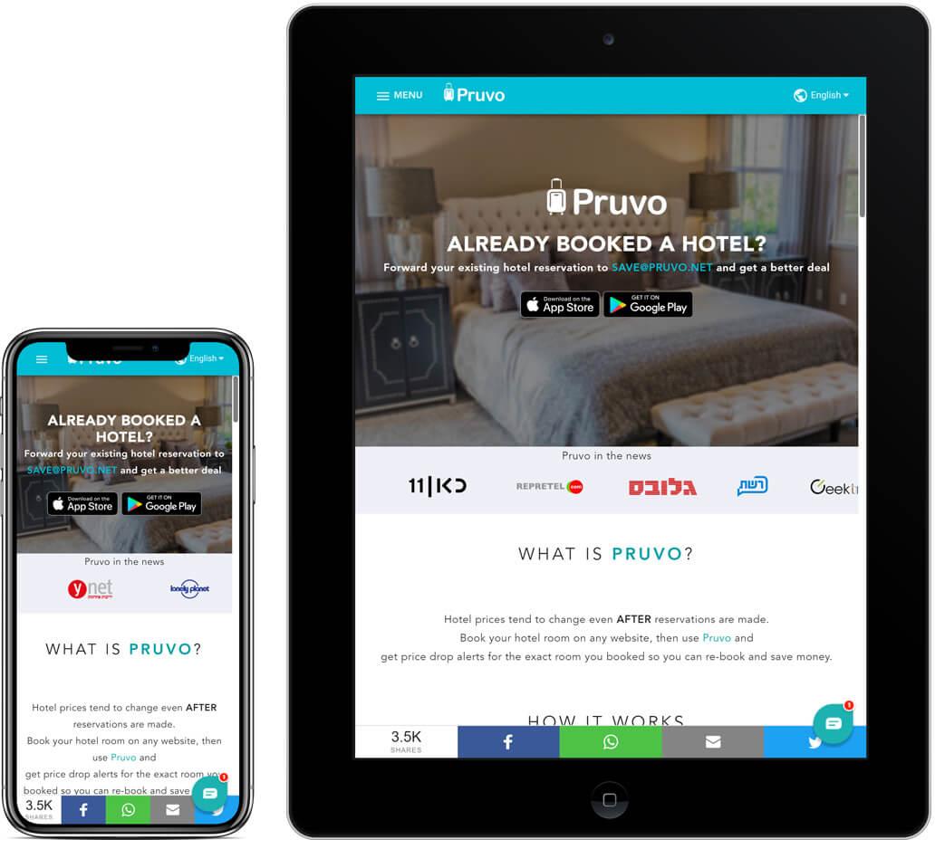 Pruvo App