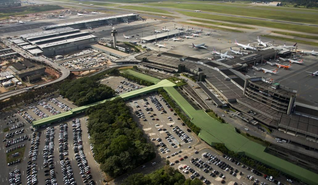 São Paulo–Guarulhos International Airport (São Paulo)