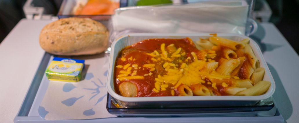 5 Disgusting Things Found in Airline Meals