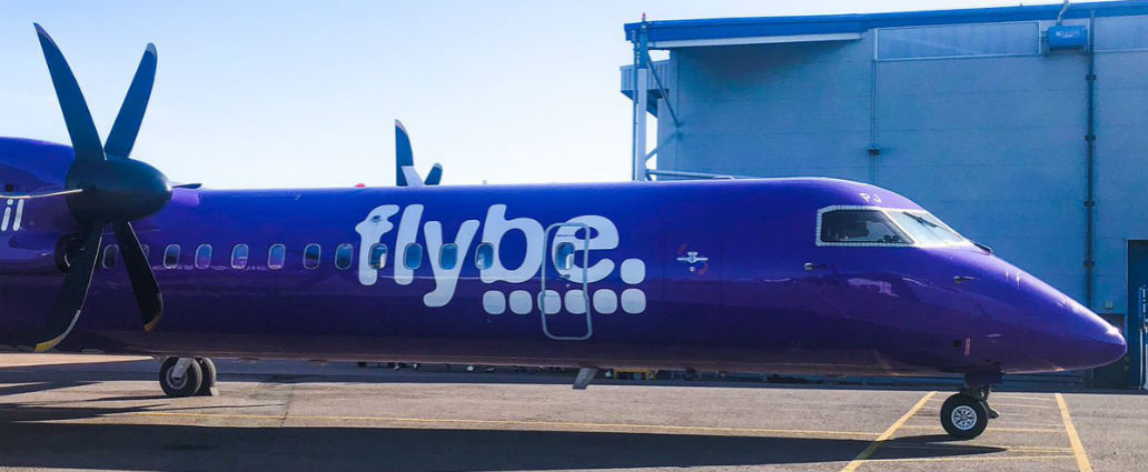 Flybe Cancels Dozens of Flights, Belfast Affected Badly