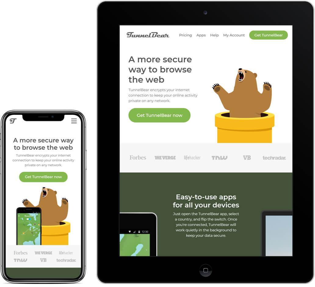 TunnelBear App